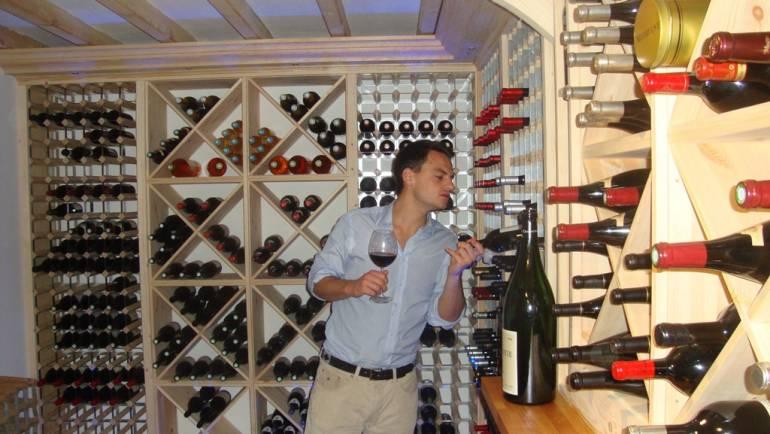Choosing Waud Wine Club Wines