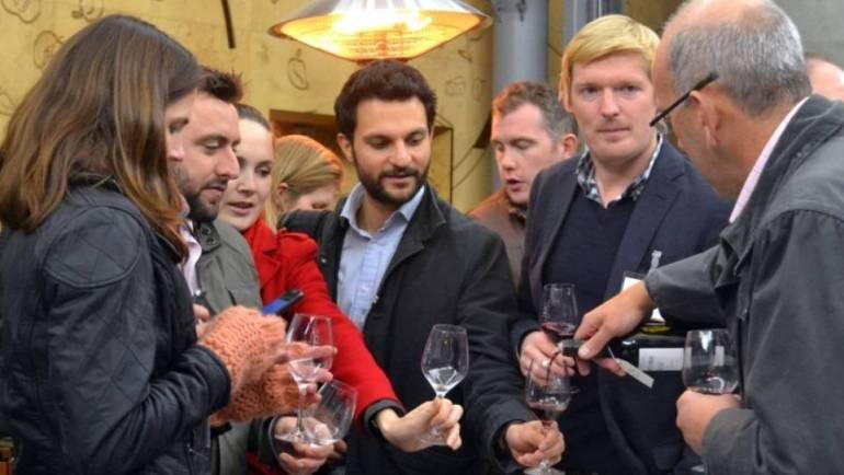 Portfolio Wine Tasting