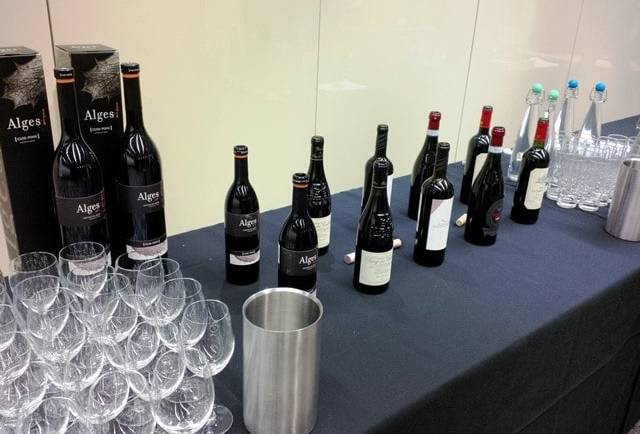 Private Tasting with CBRE