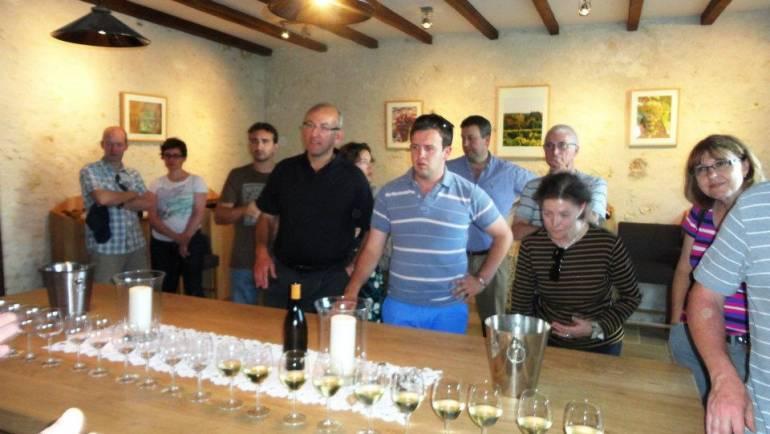 Tour du Vin 2012 – Loire and Bordeaux