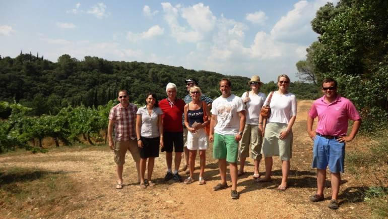 Tour du Vin 2013 – Languedoc
