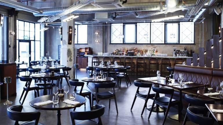 WWC Tasting at Gordon Ramsay's new restaurant – Union Street Cafe