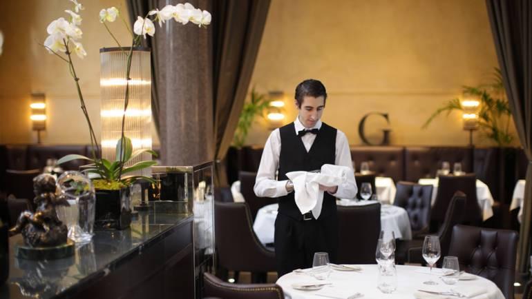 Paul Jaboulet Tasting – La Chapelle Restaurant London