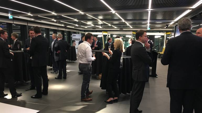 Aon Benfield – Corporate Wine Tasting Evening