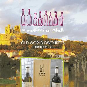 August 2012 – Old World Favourites Taster Case