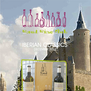 December 2012 – Iberian Classics Taster Case