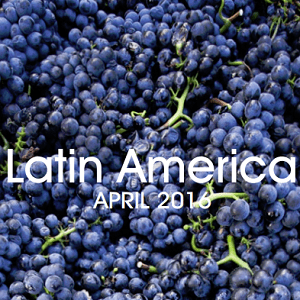 April 2016 - Latin America