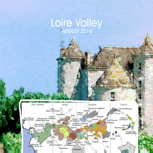 August 2016 - Loire Valley