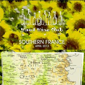 April 2013 – Southern France Taster Case