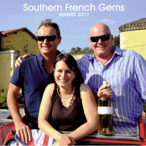 August 2017 - Southern French Gems