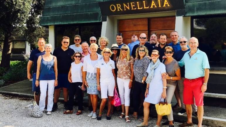 Italy Tour du Vin 2017 – Tuscany