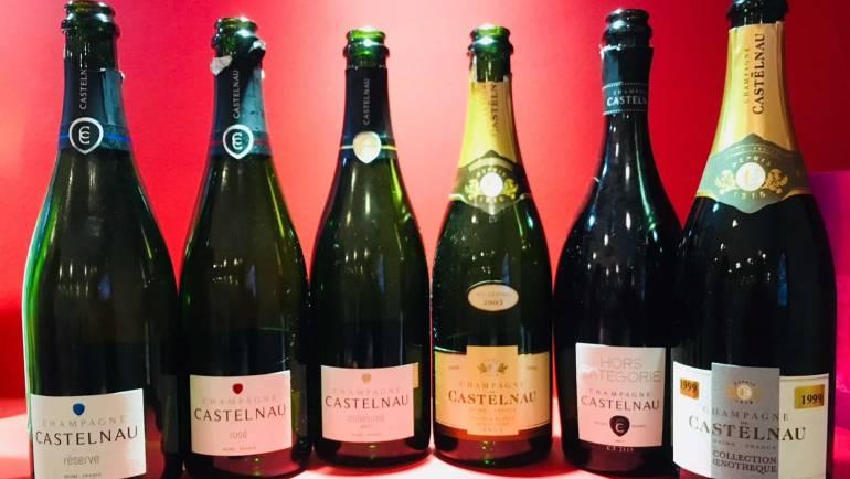Champagne Castelnau Masterclass