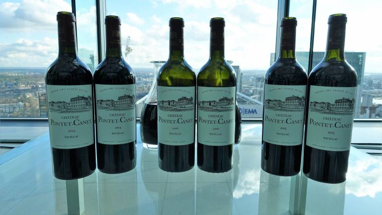 Investment Wine Evening – Barclays