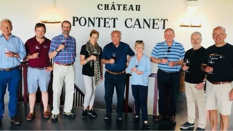 Tour du Vin – Loire & Bordeaux 2018