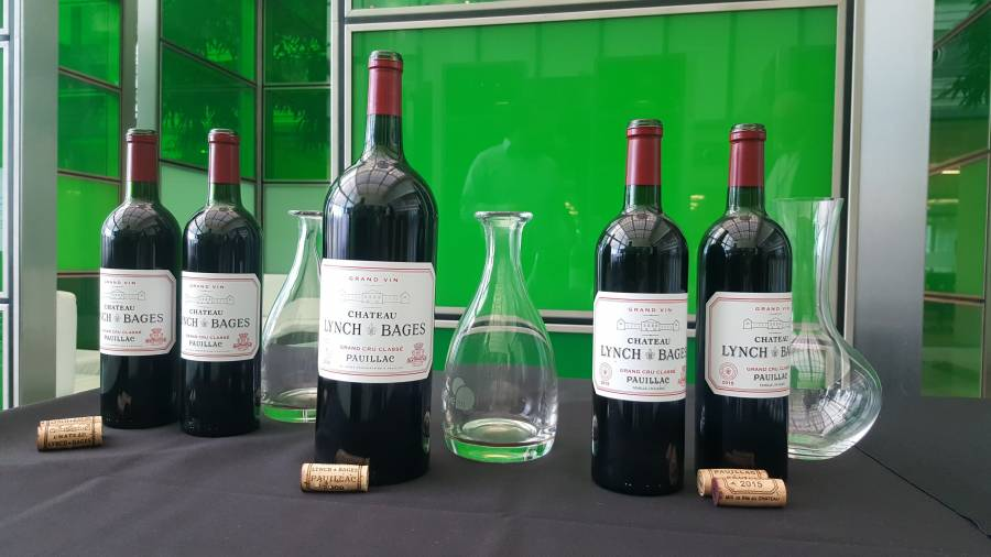 Investment Wine Evening – Barclays Wealth