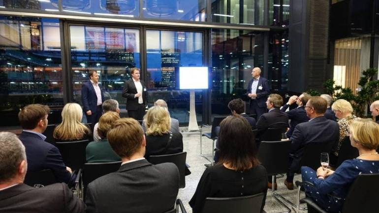 Investment Wine Evening @ UBS