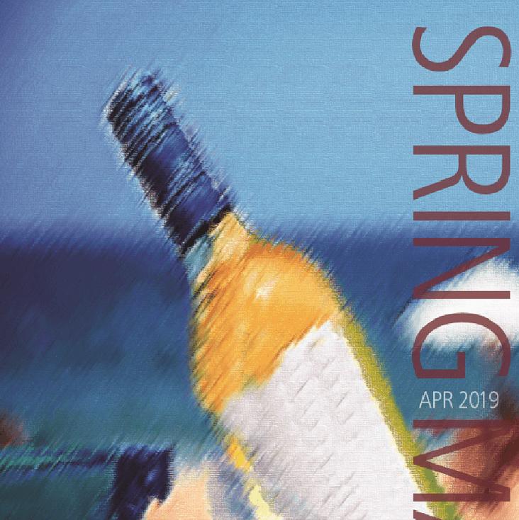 April 2019 - Spring Magic