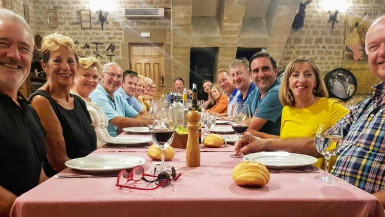 14th Tour du Vin – Rioja 2019