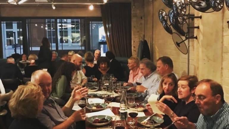 San Marzano Wine Dinner