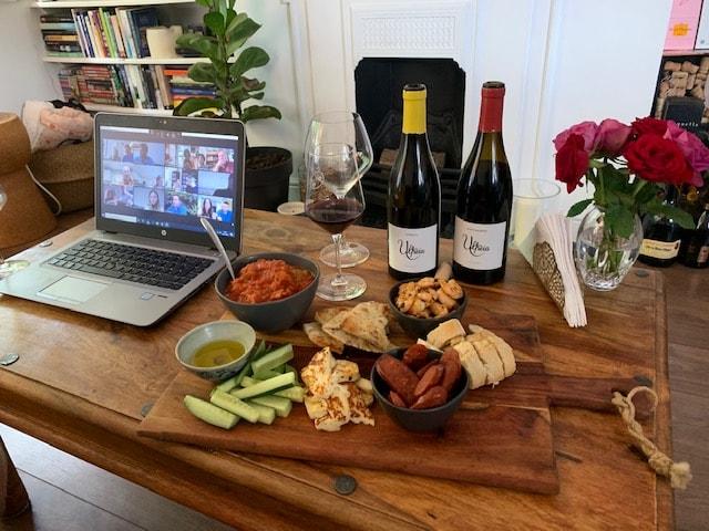 Raul Perez – Virtual Wine Tasting