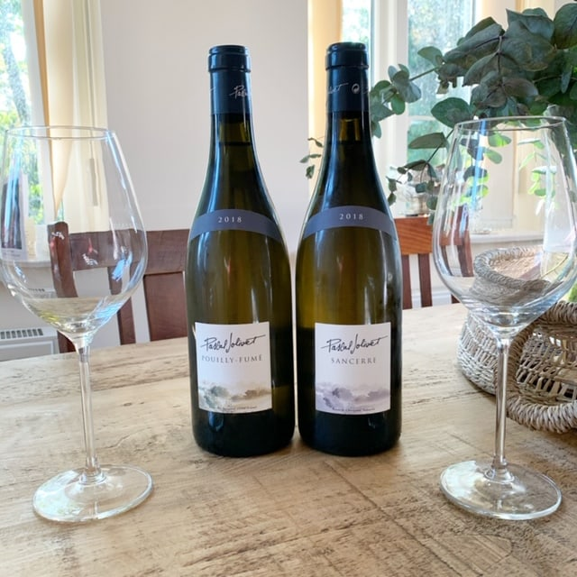 Pascal Jolivet Virtual Wine Tasting