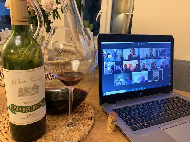 La Rioja Alta 904 2011 – Virtual Masterclass Tasting